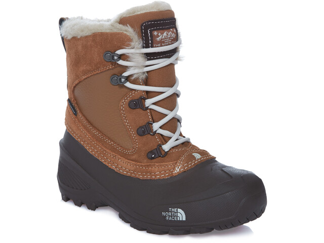 af4603e56d The North Face Shellista Extreme Boots Kinder dachshund brown/moonlight  ivory